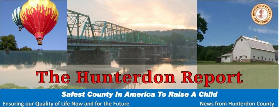 The Hunterdon Report - County E-News
