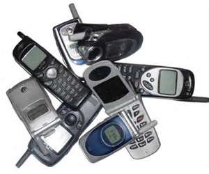 Smart Phones, Cell Phones and smal Electronics