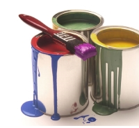 Latex paint