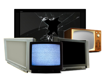 Old TVs and Monitors