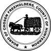 Official Seal of the Hunterdon County Board of Chosen Freeholders