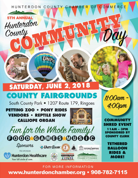 Hunterdon County Community Day