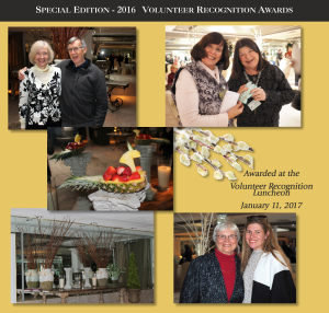 2016 Master Gardeners Volunteer Recognition Awards