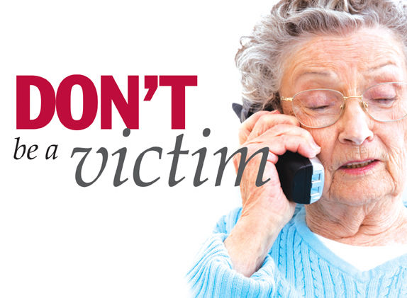 Scams Targeting Seniors is Elder Abuse