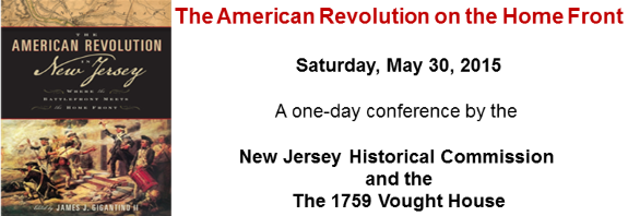 The American Revolution on the Home Front
