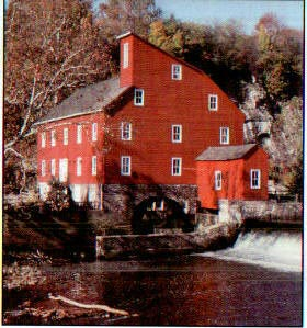 The Red Mill of Clinton