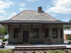 The Station at Califon