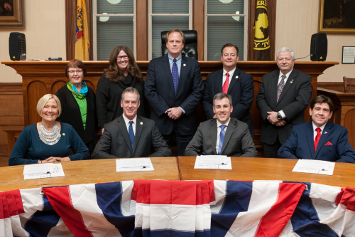 2014 HUNTERDON COUNTY ELECTED OFFICIALS