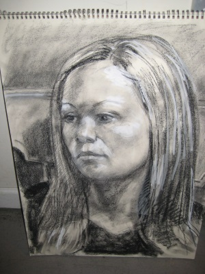 Portrait Drawing & Painting with Charles David Viera