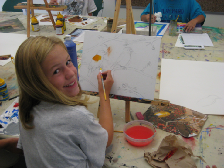 Childrens Art with Lena Shiffman