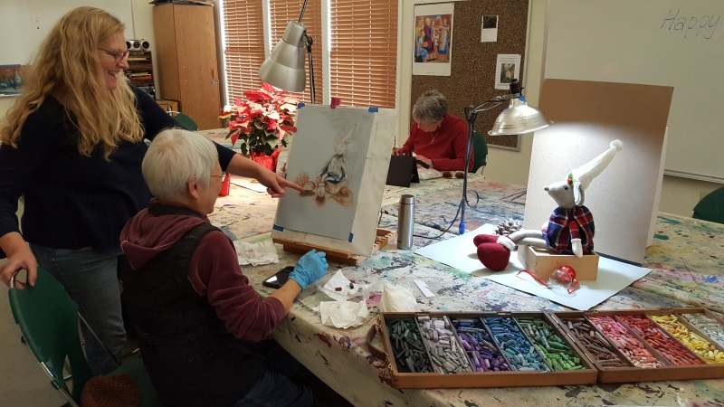 Adult Art Studio @ Hunterdon County Arboretum | Lebanon | New Jersey | United States