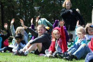 Earth Day Celebration at Echo Hill