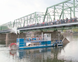 Shad River Cruise on the Delware in Lambertville