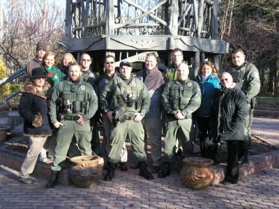 Hunterdon County Division of Parks and Recreation Staff - December 2017