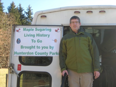 Patrick Eckard, Recreation Leader