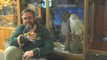 October-November Programs with Chief Park Naturalist Tom Sheppard