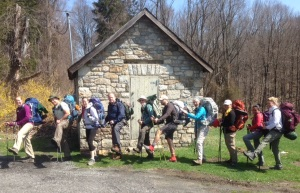 Backpacking: Route 301 to Route 52 in New York