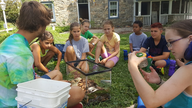 2018 Summer Nature Program