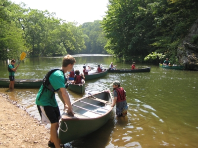 Canoeing Hunterdon's Waterways