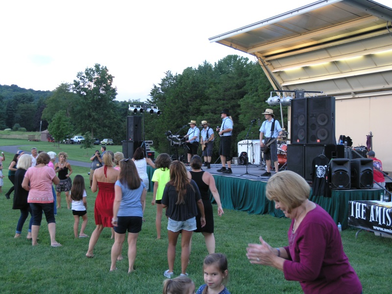 41st Music Under the Stars - FREE Concert Series