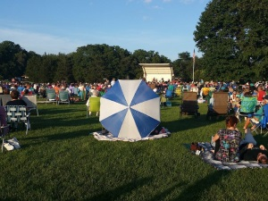 FREE Concerts Under the Stars - Photo by Susan L. Fisher