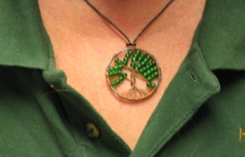 Make a Tree of Life Pendent