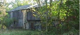 Penwell Mill Barn at Point Mountain