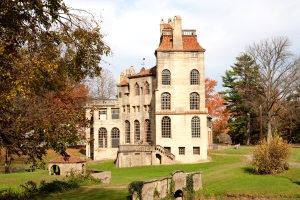 Fonthill Castle in Bucks County