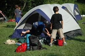 Let's go Camping - Great for the enitre family ages 8 and up!