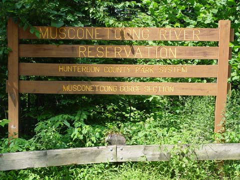 Musconetcong Gorge Preserve
