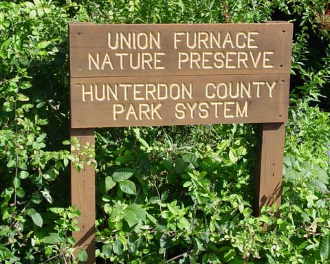 Welcome to Union Furnance Nature Preserve