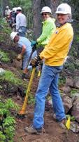 Public Lands Day - a great way to volunteer