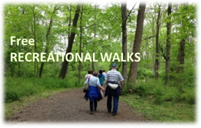 Free Recreational Walks
