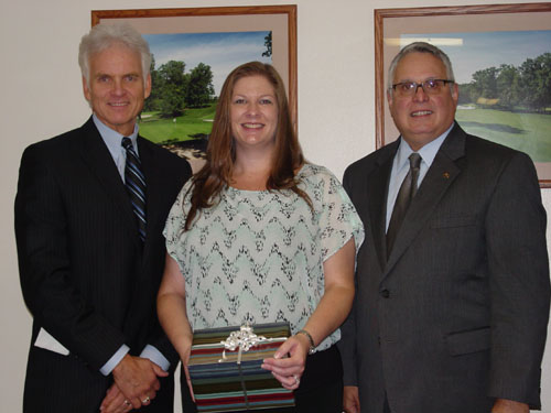Adrienne Harley 2014-2015 Teacher of the Year