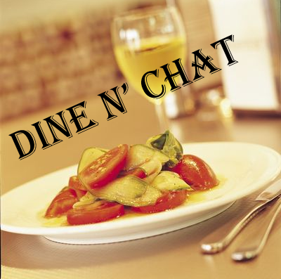 DINE AND CHAT