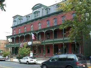 Union Hotel, Main Street, Flemington Borough